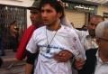 Les manifestants qui se sont rassemblés le matin de ce samedi, 7 avril 2012, à la place Mohamed Ali devant le siège de l'UGTT suite à l'appel de l'Union des diplômés chômeurs, ont été repoussés par les agentes des forces de l'ordre à coups de matraques et des bombes de gaz lacrymogènes causant la blessure [...]