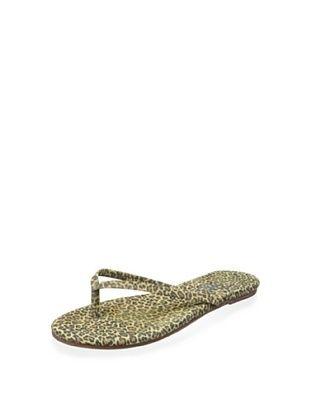 51% OFF Yosi Samra Women's Roee Scaled Leopard Sandal (Bengal)