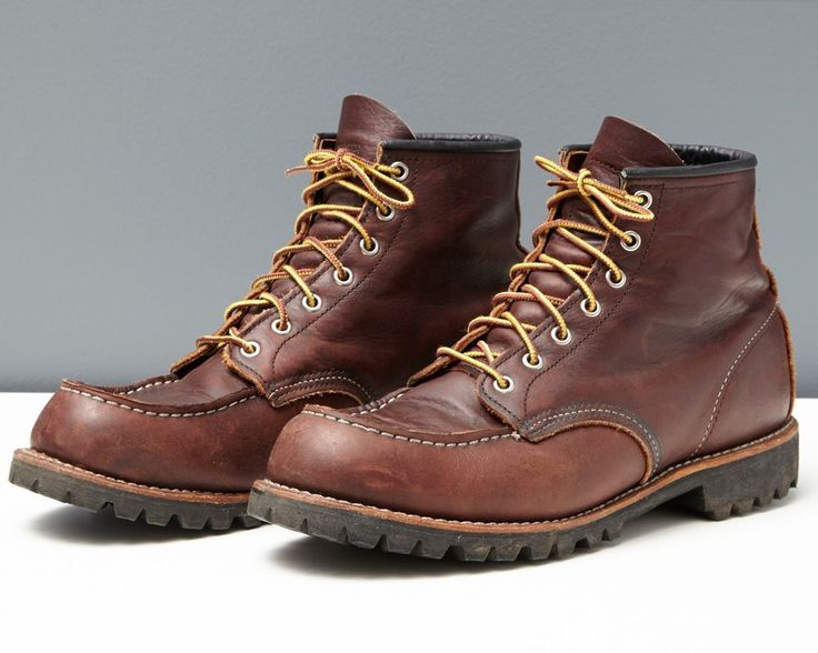 Red Wing 8146 Roughneck Boots Brown size 10.5 US #RedWing #WorkSafety