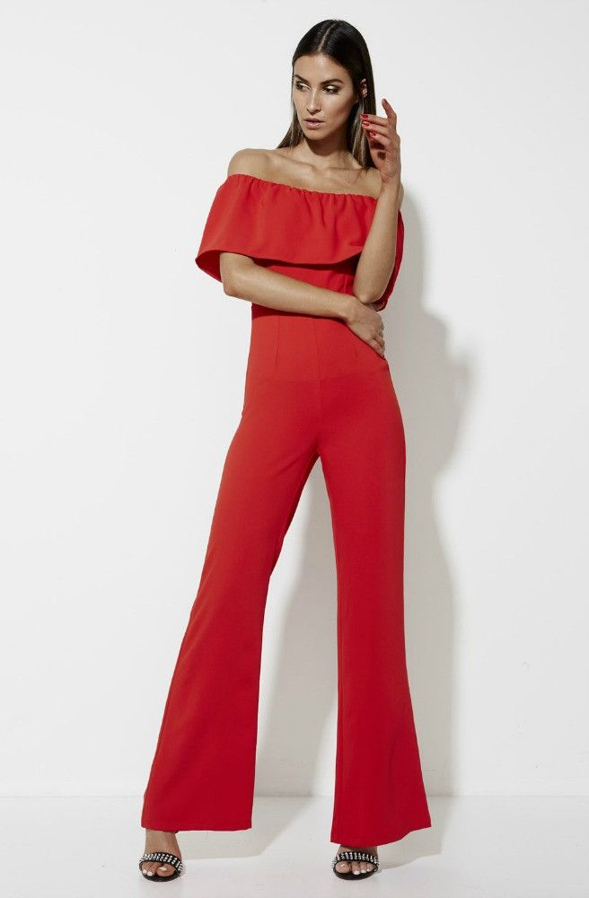 Mossman - The Blank Stare Jumpsuit