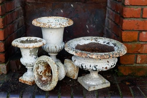 Pots for my french country garden