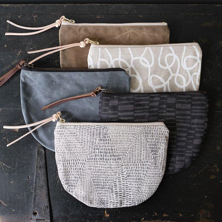 Bookhou pocket pouch | Fringe Supply Co.