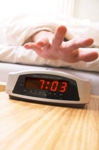 Sleep inertia