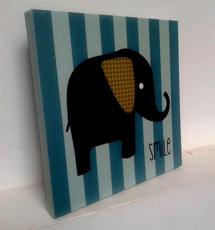 Cuadro Elefante!