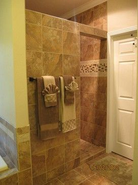 Bathroom Walk-in Shower Design Ideas, Pictures, Remodel, and Decor - page 425