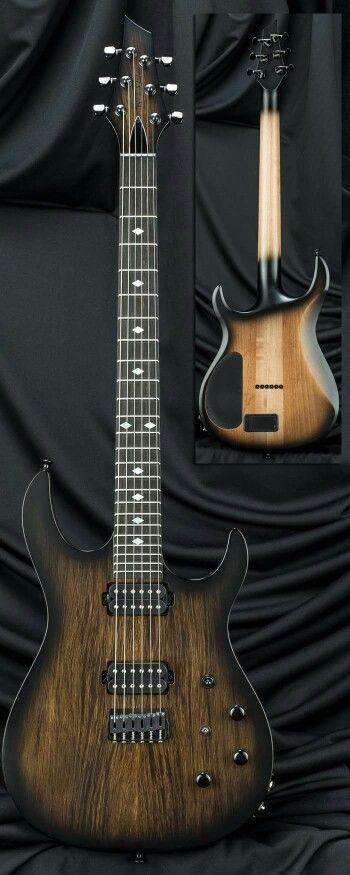 Carvin LPM6 Lee McKinney Signature Guitar