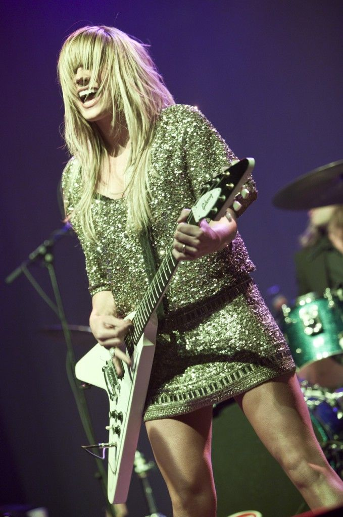 Grace Potter and the Nocturnals.  Took Gracie to this show at the Brown for her first concert experience.  Awesome show!