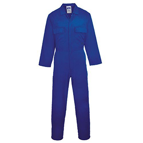 Check eBay first for a better price... these are called boilersuits, coveralls, overalls, or jumpsuits.     Portwest Men's Coverall Overall Boilersuit Mechanic, Prot...