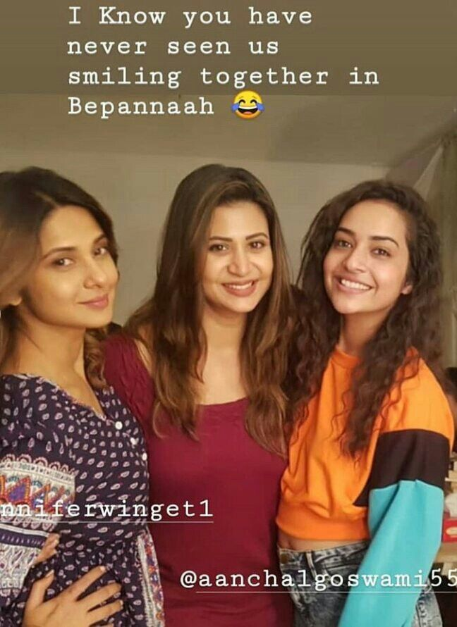 True I Wanted Some Best Mom In Law And Daughter In Law Scenes But Jennifer Winget Jennifer Bollywood Actress