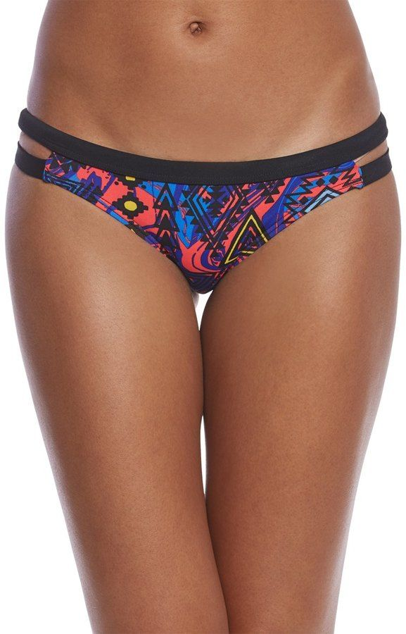 TYR Women's Santa Ana Cove Mini Bikini Bottom 8160683