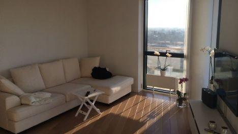Copenhagen Apartment with stunning views of Fælled Park on Robert Jacobsens Vej, Robert Jacobsens Vej, Ørestad