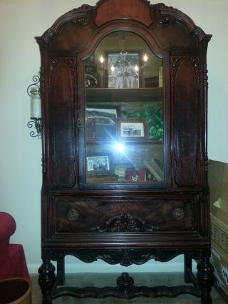 91 best images about victorian china cabinets on pinterest small corner buffet cabinet tall corner buffet cabinet