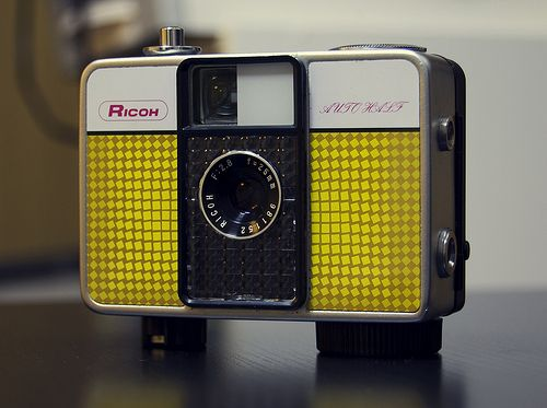 Ricoh Auto Half E by Dr.Colossus, via Flickr