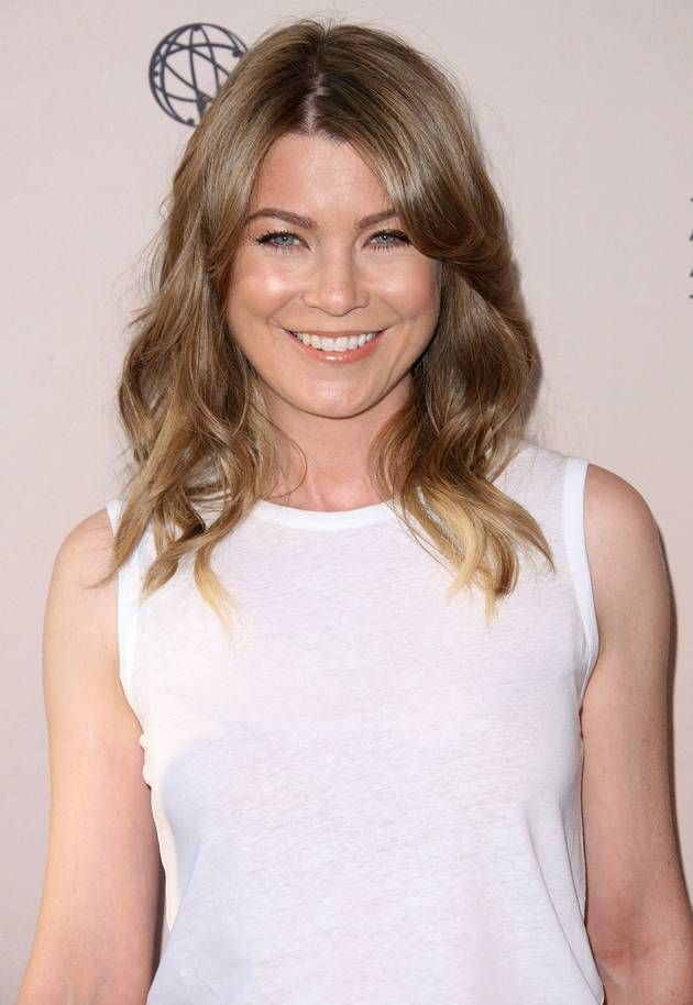 Ellen Pompeo..Meredith grey
