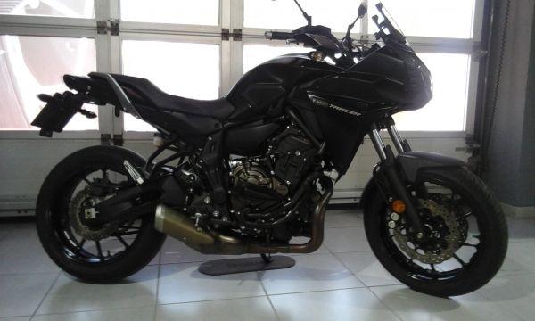 Canariasenmoto.com - Moto Ocasión - Yamaha Tracer 700 con 9600 Km. a 6750 Euros - Segunda Mano