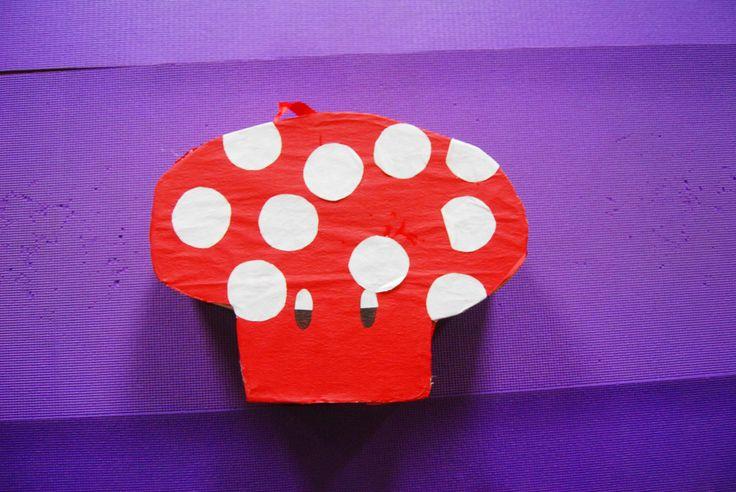 #Pinata Mushroom
