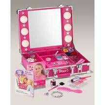 Little girls makeup kit