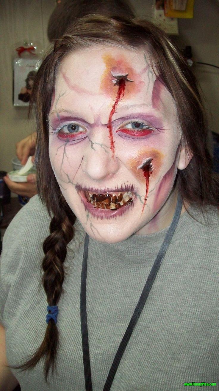 scary halloween makeup u2013 pic 2 of 30 soon how