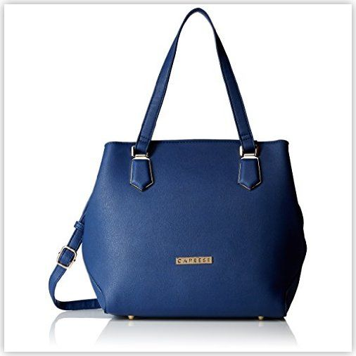 Caprese Womens Tote Bag Blue | Shoes $0 - $100 : 0 - 100 Bag Best Blue Caprese INDIA Rs.2800 - Rs.3000 Tote Women's