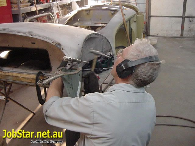 In need of an: Experienced and qualified Panel Beater required for large South-side panel shop. #panelbeater #tradejobs #australia  Find out more: https://www.jobstar.net.au/item/panel-beater-southside-qld.html