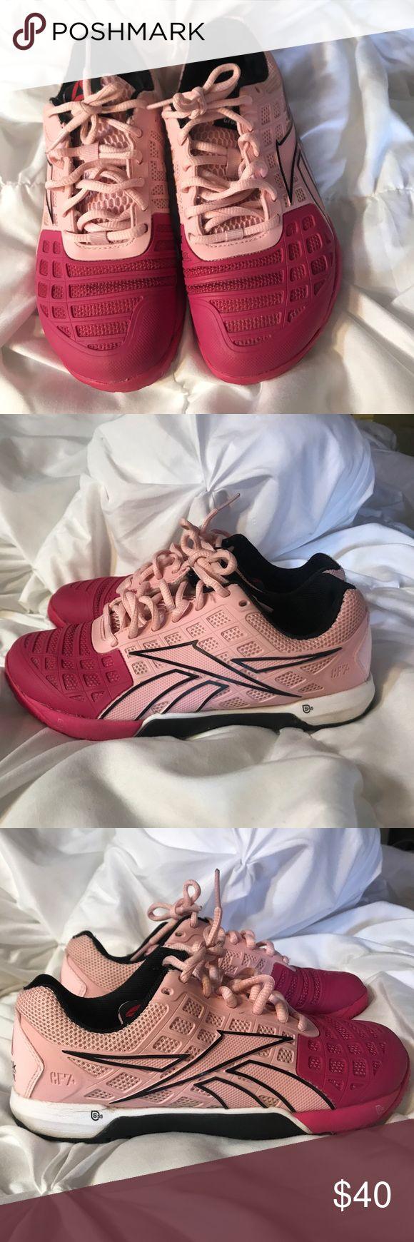 Reebok Nanos Reebok Nanos . Only worn a few times. No flaws . No box. Size 5.5 Reebok Shoes Sneakers