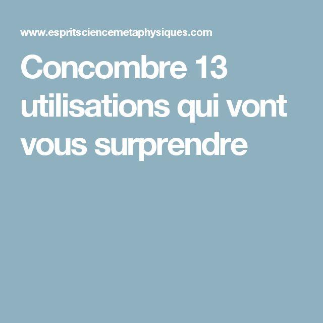Concombre 13 utilisations qui vont vous surprendre