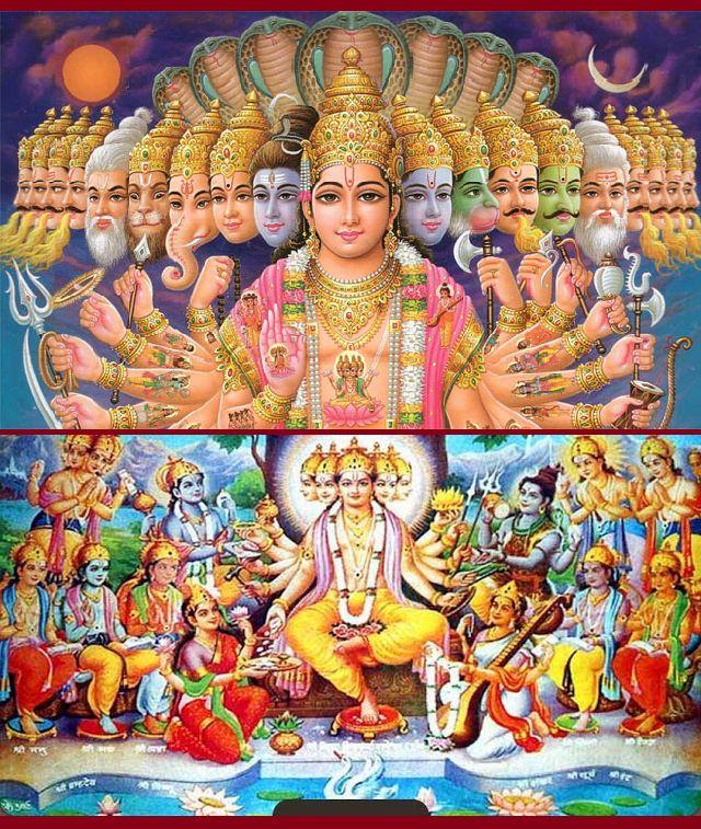 Dossier Godsdiensten: Waarom zijn er 33 miljoen goden in het Hindoeïsme? | Spiritualia