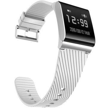 X9 PLUS Smart Bluetooth Watch Heart Rate Sensor Monitor Bracelet Wristband IP67 Waterproof Pedometer Sale - Banggood.com