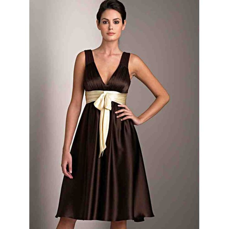 Awesome Brown And Gold Bridesmaid Dresses