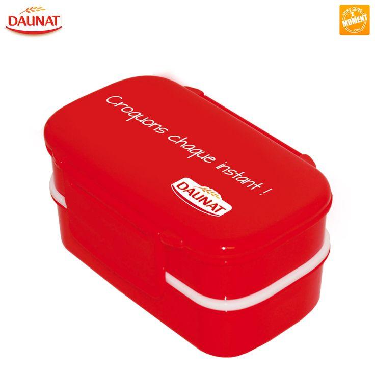 Avec la lunchbox #Daunat que vous retrouverez à la fin du parcours du Moment 20 Minutes, vous serez parés pour le déjeuner ! #VeryGoodMoment #LeParisde20Minutes