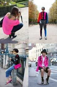 If You're Thinking About…….  Hot Pink