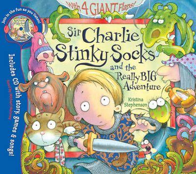 Sir Charlie Stinky Socks