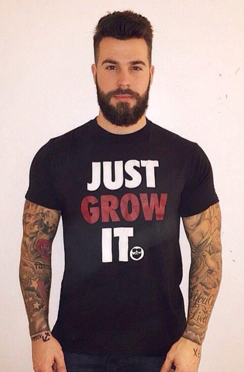 Also Männer, lasst eure Bärte wachsen. Überlasst uns die Pflege! ;)
