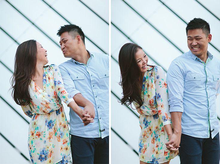 Toronto Engagement Photographer at U of T : Sam + Clare
