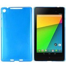 Carcasa Nexus 7 II - Gel Azul Claro  Bs.F. 73,50