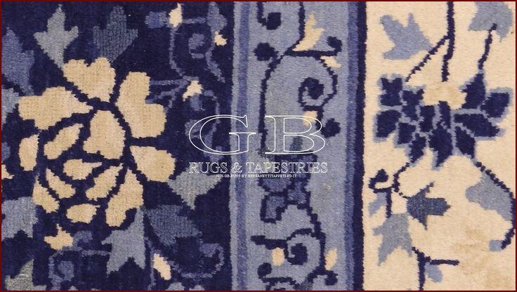 antique peking rug
