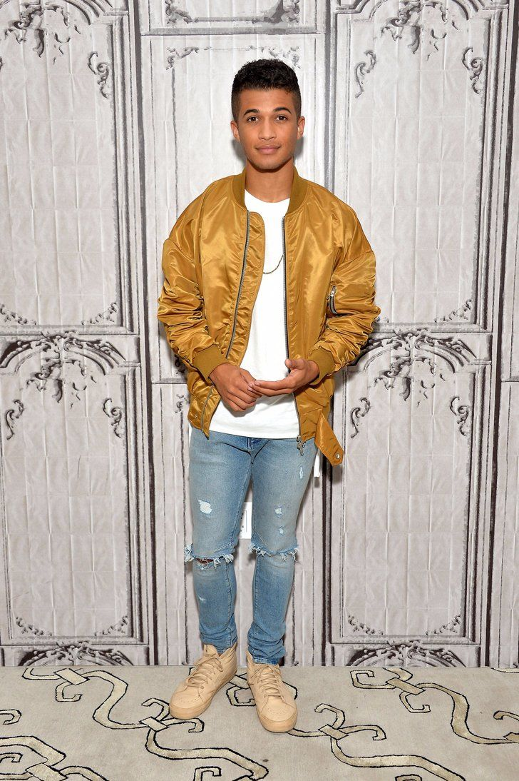 Jordan Fisher Gushes About His Girlfriend Ahead of Dancing With the Stars