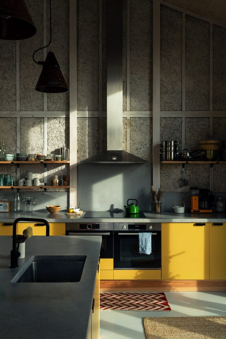 The resulting house is also off-grid, with heating and ...