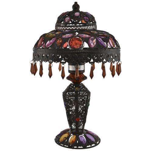 lampade da soffitto stile marocchino : ... Lampada A Fiore su Pinterest Lampade, Lampade Da Tavolo e Lampadari