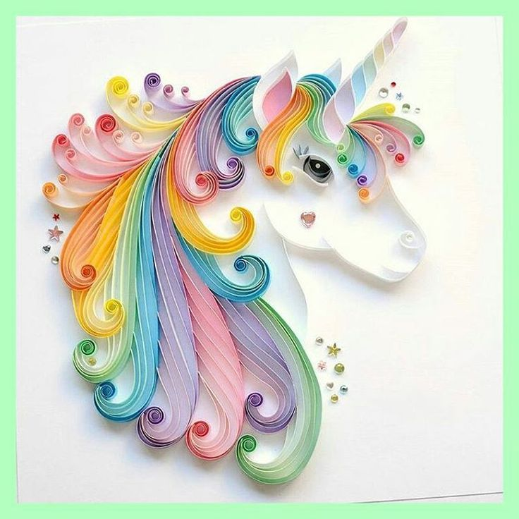 いいね!2,398件、コメント25件 ― Paper Artさん(@lgenpaper)のInstagramアカウント: 「Repost @thebeehivedesign  Unicorns! Who doesnt love a unicorn?!…」