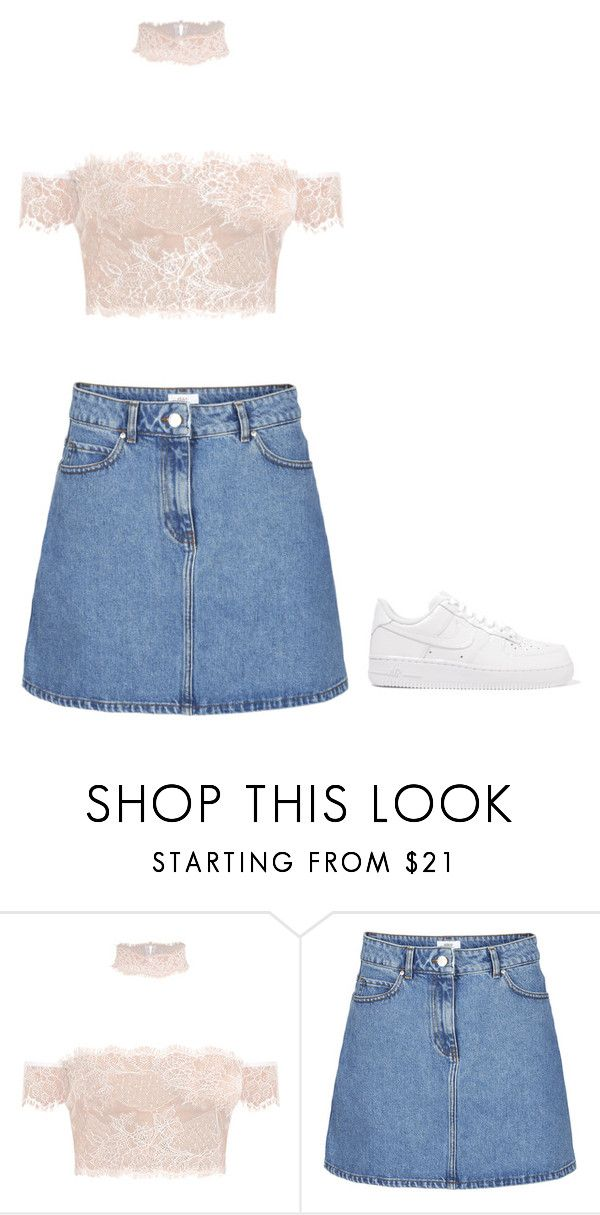 """""""Park date"""" by ifrancesconi on Polyvore featuring NIKE"""