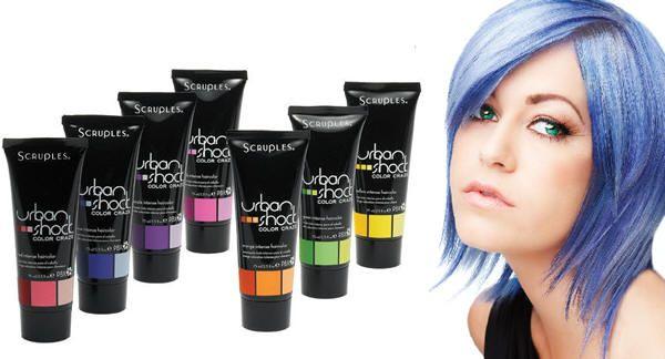 URBAN SHOCK Color Craze
