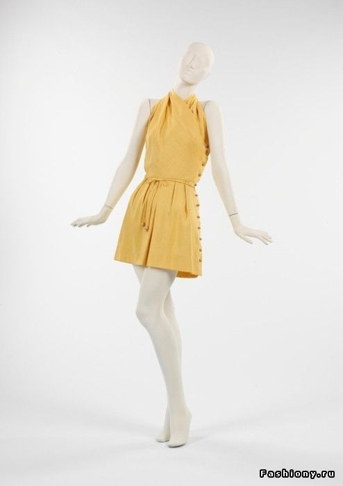 Claire McCardell, Playsuit, ca. 1950, The Metropolitan Museum of Art, New York