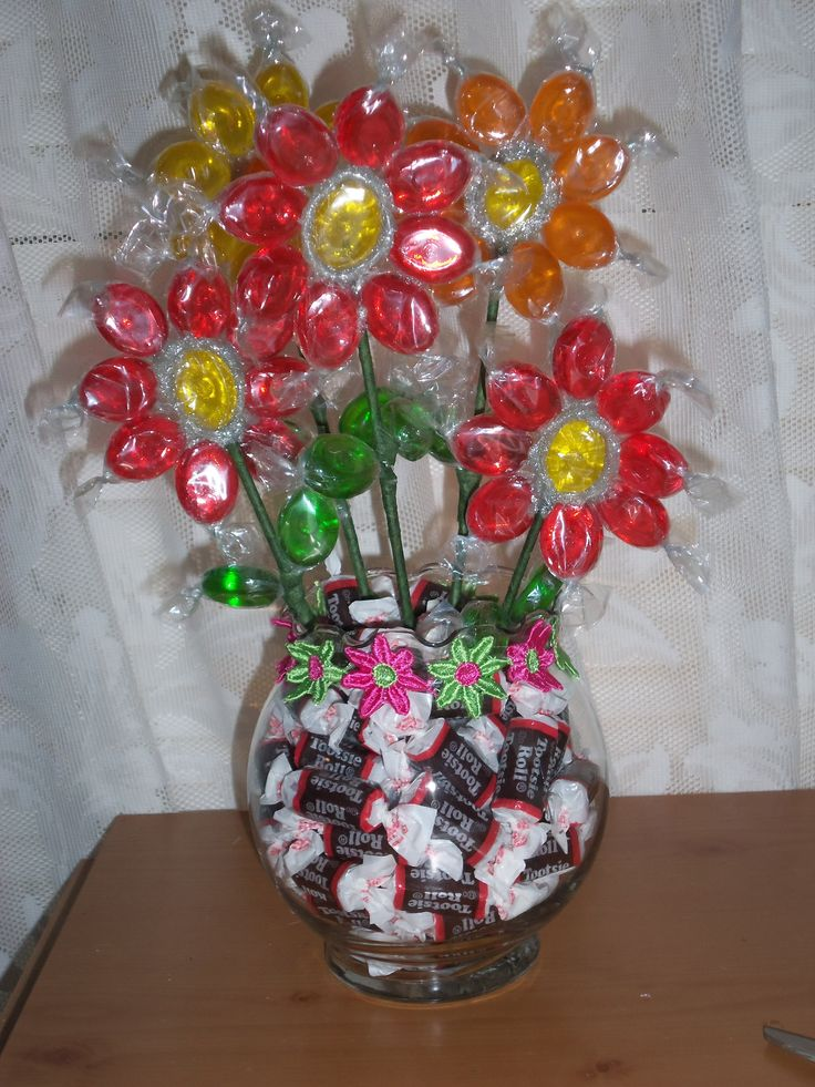17 Best Images About Candy Bouquets On Pinterest How To Make Candy Candy Bar Bouquet And