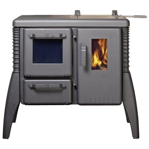 These small wood cooking stoves are ideal for cooking in those conditions when you can not use gas or electricity. Also, food that is cooke...