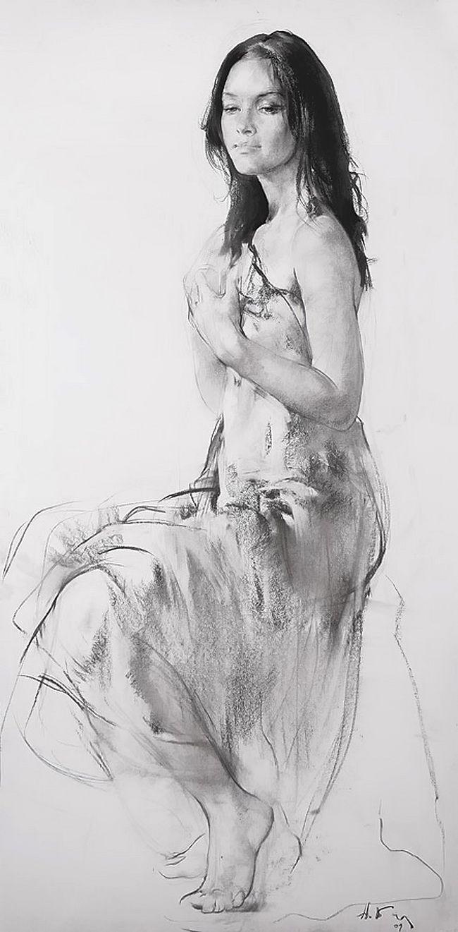 Catherine La Rose Poesia e Arte: ✿ Nikolai BLOKHIN ~ Part.2