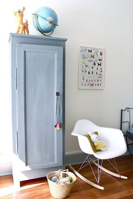 grey cabinet love