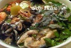 Resep Sop Ikan Patin Enak
