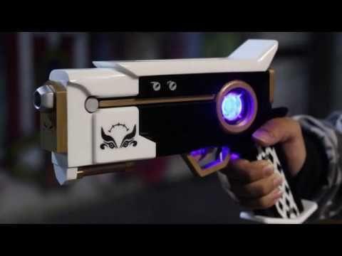 [GR Production ID] Optimus's Light Gun (Elsword Online)