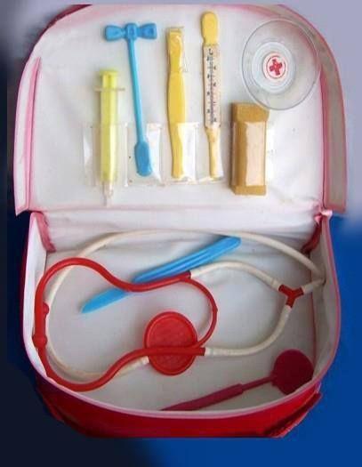 Orvosi táska játék